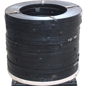 Good Quality Black Steel Strapping 16mm*0.36mm