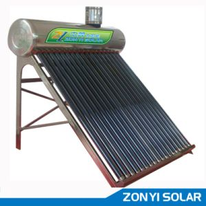 5L Small Tank Compact Coil Thermo-Siphon Solar Water Heater pictures & photos