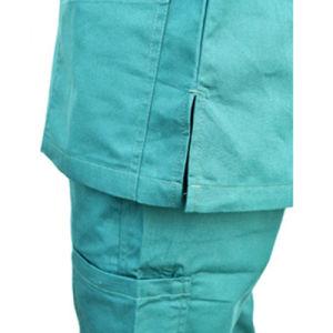 Royal Blue Nursing Uniforms Scrub Suit Designs pictures & photos