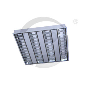 Louver Lamp, Plate Fitting Lamp Shade