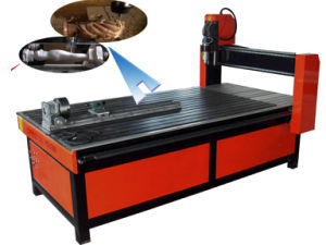 New CNC Router Wood Rotary Engraving Machine R-1325D pictures & photos