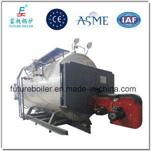 Oil and Gas Multi Fuel Steam Boiler pictures & photos