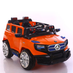 Four Motors Powerful Kids Electric RC Toy Car pictures & photos