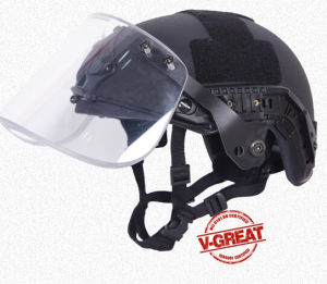 Fast Helmet Bulletproof Visor Easy Attached pictures & photos