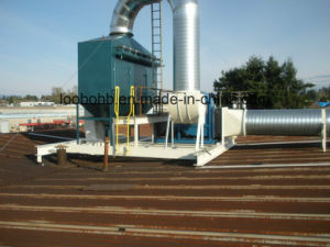 Multiple Cartridge Dust Collector for Welding Grinding Fume Extraction System pictures & photos