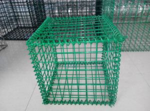 PVC Coated Welded Gabion pictures & photos