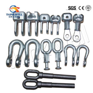 Forged Pole Line Fitting Extension Link pictures & photos
