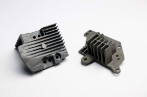 Aluminum Die Casting for Heat Sink pictures & photos