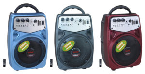 Mini Speaker Gift Portable Speaker Q2 with USB pictures & photos