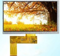 Stn Screen Stn LCD display 7.0 Inch LCD Stn 800*480 pictures & photos