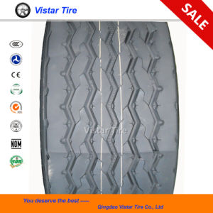 Tubeless Radial Truck Tyre with Label Stickers pictures & photos