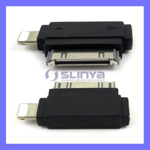 Male 5G 4G Plug Signal Power SYNC Linghtning Adatper 8 Pin Connector for iPad Air pictures & photos