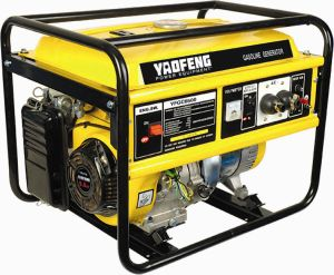 5000 Watts Portable Power Gasoline Generator with EPA, Carb, CE, Soncap Certificate (YFGC6500) pictures & photos