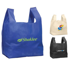 Foldable Eco Grocery Bag (hnb-448) pictures & photos