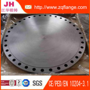 Forged Carbon Steel Blind Flange (ANSI B16.2/DIN/JIS) pictures & photos