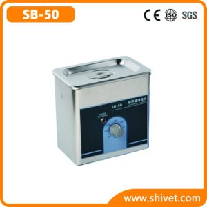 Veterinary Ultrasonic Cleaner (SB-50) (1.2L) pictures & photos
