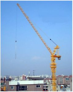 L630-50 Lifting Machine Luffing-Jib Tower Crane pictures & photos