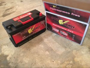 58827mf Maintenance Free Car Battery pictures & photos