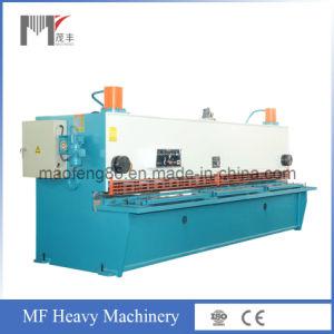 QC11y-8/6000 Cutter Machine, Shearing Machine, Plate Shear