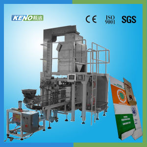 Full Automatic Baling Packaging Solution for 5-10kg Rice pictures & photos