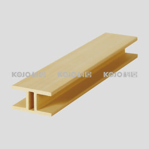 WPC No Formaldehyde Moisture-Proof Connecting Window Frame (YK-41) pictures & photos