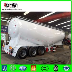 Bulk Powder Carrier 50m3 Bulk Cement Trailer pictures & photos