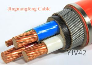 0.6/1kv Copper Power Cable XLPE/PVC Steel Tape Armored pictures & photos