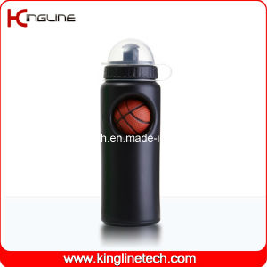 Plastic Sport Water Bottle, Plastic Sport Bottle, 550ml Plastic Drink Bottle (KL-6557) pictures & photos