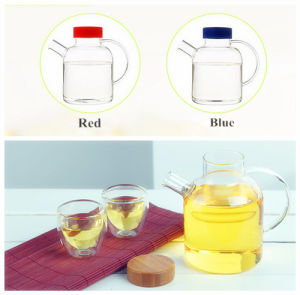New Design Glass Tea Coffee Mug Glass Kettle Juice Kettle Wholesale pictures & photos
