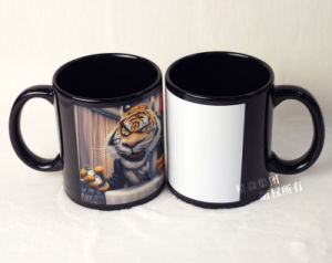 Wholesale 11oz Black Full Color Mug pictures & photos