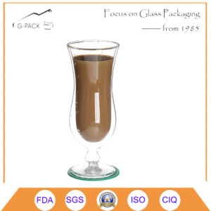 13.2oz Wholesale Clear Glass Cups, Coffee Mug pictures & photos
