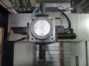 High Precision Vertical CNC Lathe Vck700 pictures & photos