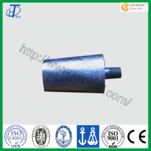 High Quality Zinc Sacrificial Anodes for Ocean Engineering