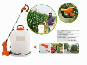 Electrostatic Sprayer Electrostatical Sprayer Static Electricity Sprayer (AM-EE01) pictures & photos