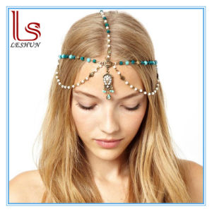 Wholesale Bohemia Pearl Tassel Hair Accessories pictures & photos