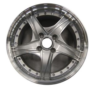 Alloy Car Wheel for Africa, Europe, South America pictures & photos