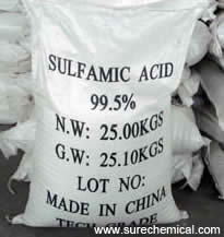 High Quality Sulfamic Acid /Powder Sulfamic Acid /Sulfamic Acid pictures & photos