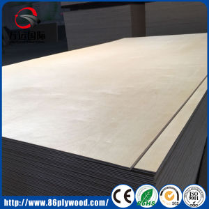Wholesale 12mm 18mm Double Sides UV Birch Plywood pictures & photos