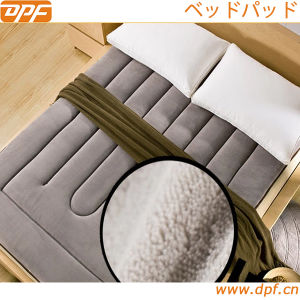 100% Polyester Mattress Topper Factory in China pictures & photos