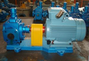 Ycb with Motor Circular Gear Pump pictures & photos