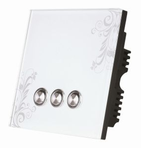 Smart Remote Controlled Lighting Wall Switch pictures & photos