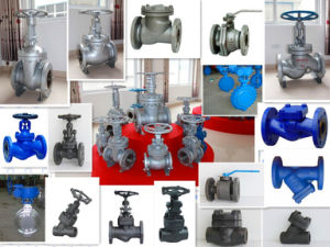 One Piece Forged Steel Ball Valve (lever operator) pictures & photos