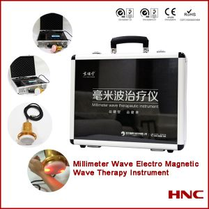 Hnc High Frequency Electro Magnetic Wave Therapy Instrument for Treatment of Diabetes, Cancer pictures & photos