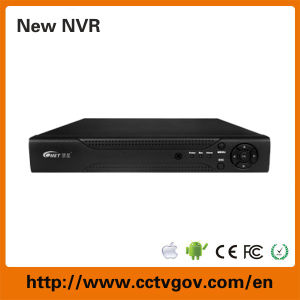 Comet CCTV P2p Onvif 4CH H. 264 NVR for IP Camera Storage pictures & photos