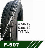 High Quality Heavy Duty Tire 4.50-12 5.00-12 pictures & photos