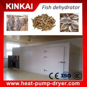 Low Temperature Drying Fish Dryer in Fish Processing Equipment pictures & photos