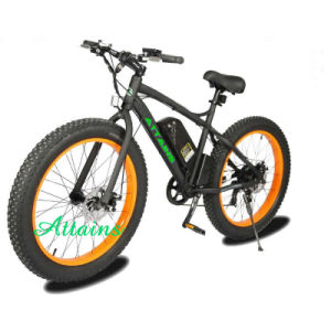 "26"" Non-Folding Big Type Mountain Electric Dirt Bike Sale for Adults pictures & photos"
