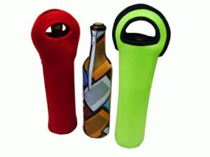 Wine Bottle Cooler, Bottle Holder, Stubby Cooler (BC-021) pictures & photos