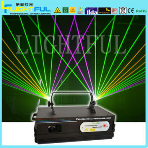 RGB 3W Laser Show Light Demo Effect