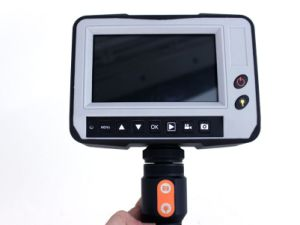 8.0mm Industrial Video Borescope with 2-Way Articulation, 5m Testing Cable